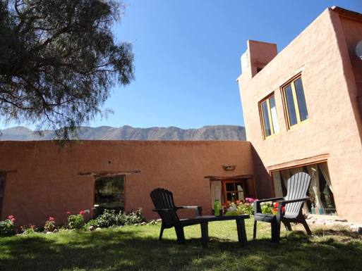 Kodinvaihdon maa Argentiina,Tilcara, Jujuy,House between the mountains and the cactus,Home Exchange Listing Image