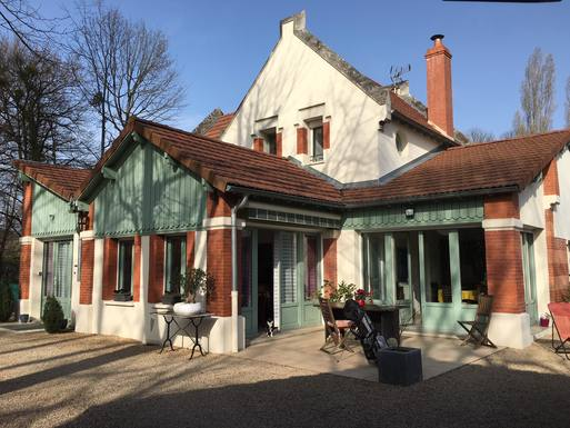 Kodinvaihdon maa Ranska,Ecully, Rhone,Historical House 15 mn from Lyon Center,Home Exchange Listing Image