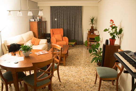 Home exchange country İspanya,Mislata, Valencia,Flat in Valencia, 10min from city center,Home Exchange Listing Image