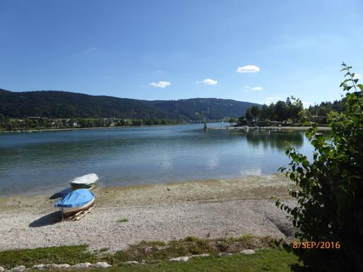Wohnungstausch in Schweiz,Les Bioux, Vaud,Cosy Home with splendid vue over le Lake,Home Exchange Listing Image