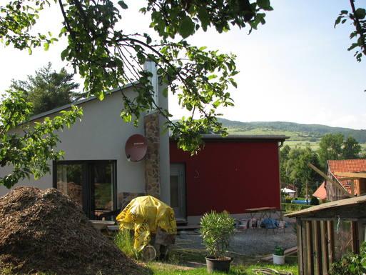 Home exchange in Germany,Rhönblick, Thüringen,New house in landscape Rhön/ Thuringia,Home Exchange & Home Swap Listing Image