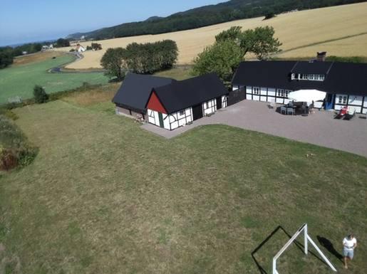 BoligBytte til Sverige,Mölle, ,Wonderfull old farm fully renovated,Boligbytte billeder