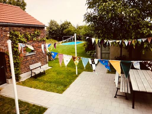 Home exchange country Belçika,Tienen, Vlaams-Brabant,Peacefull caracteristic home full of wellness,Home Exchange Listing Image