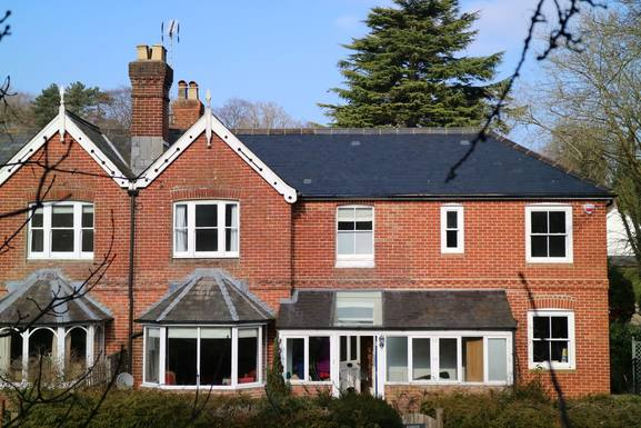 Home exchange in United Kingdom,Winchester, Hampshire,Shawford, Winchester- charming Victorian-era,Home Exchange & Home Swap Listing Image