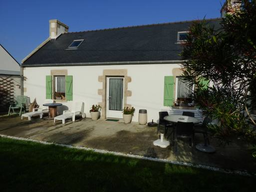 Kodinvaihdon maa Ranska,Loctudy, Bretagne,New home exchange in Loctudy South Brittany,Home Exchange Listing Image