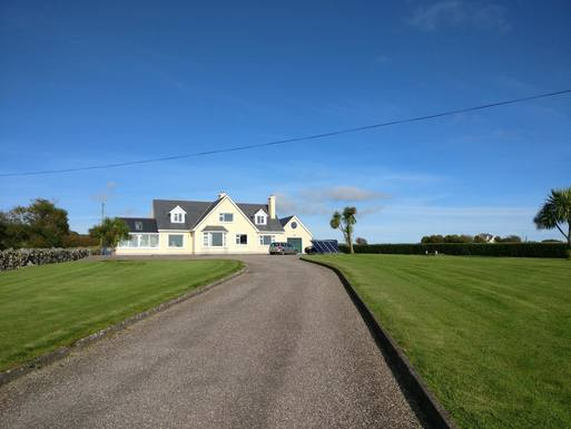 Home exchange in Ireland,Glandore, West Cork,Comfortable home beside the sea, West Cork,Home Exchange  Holiday Listing Image