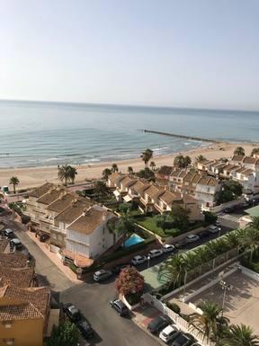 Koduvahetuse riik Hispaania,Playa del Puig - El Puig de Santa Maria, España Valencia,Apartamento en primera línea de playa,Home Exchange Listing Image