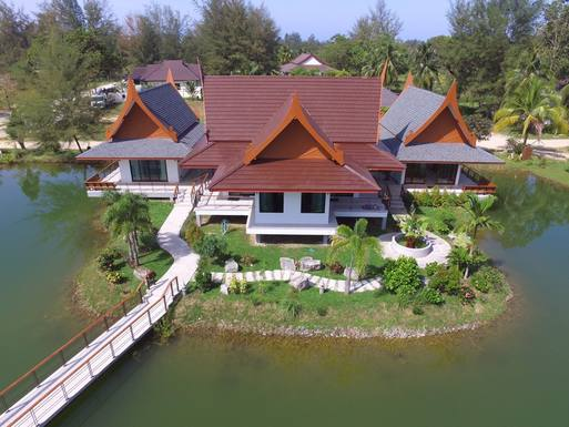 Wohnungstausch in Thailand,Takua Pa District, Phang-nga,Villa by the Sea in Southern Thailand,Home Exchange Listing Image