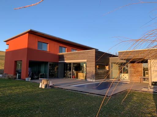 Scambi casa in: Svizzera,Les Reussilles, Bern,Switzerland - Nature, lumière, calme,,Immagine dell'inserzione per lo scambio di case