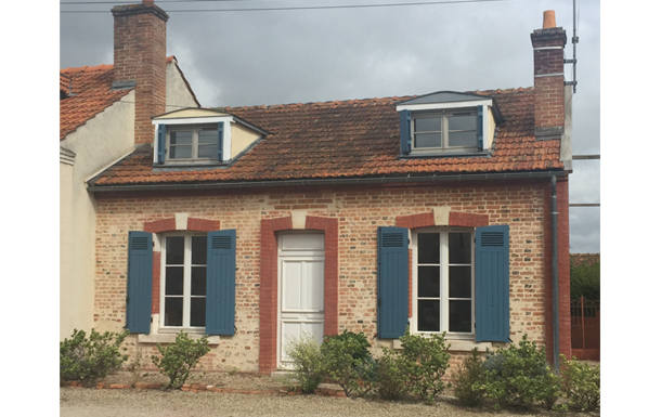 Wohnungstausch in Frankreich,La Ferté Saint Aubin, Centre,Traditionnal house in Sologne,Home Exchange Listing Image