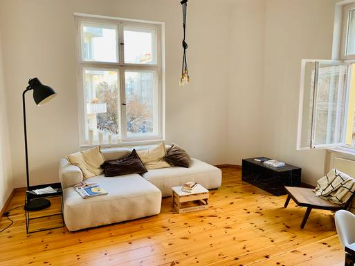 Home exchange country Almanya,Berlin, Berlin,85sqm 1Bedroom Apartment in Berlin,Home Exchange Listing Image