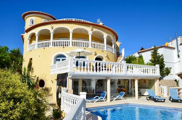 Scambi casa in: Spagna,Sanet y Negrals, Valencia,mediteranian villa, sea and mountain views,Immagine dell'inserzione per lo scambio di case