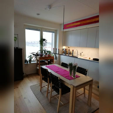 Kodinvaihdon maa Ruotsi,Stockholm, 0k, E, Stockholms län,Stockholm, new apartment close to city center,Home Exchange Listing Image