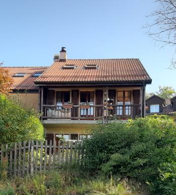 Home exchange country İsviçre,Epalinges, Vaud,Switzerland, Lausanne: cosy and sunny house.,Home Exchange Listing Image