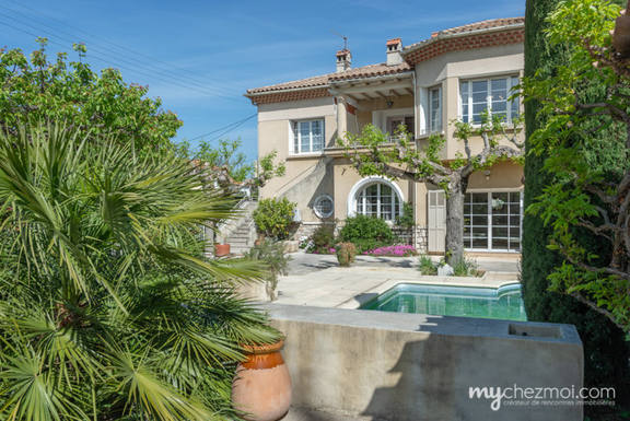 Home exchange country Fransa,AIX EN PROVENCE, FRANCE,Townhouse,Home Exchange Listing Image