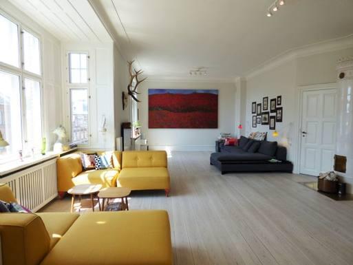 Home exchange country Danimarka,FREDERIKSBERG C, Danmark,Copenhagen, Big apartment, Best Neighbourhood,Home Exchange Listing Image