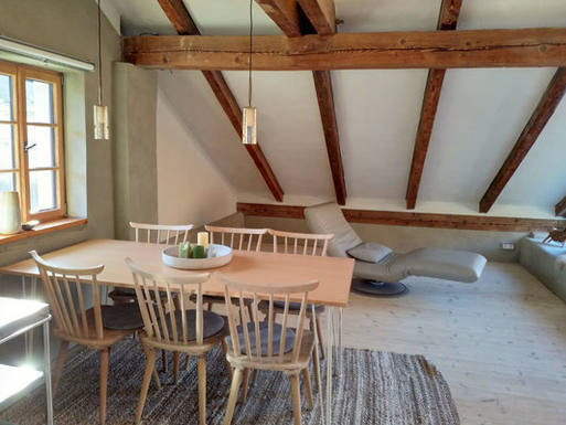 Kodinvaihdon maa Itävalta,Hall in Tirol, Tirol,Chalet-style apartment with roof terrace,Home Exchange Listing Image