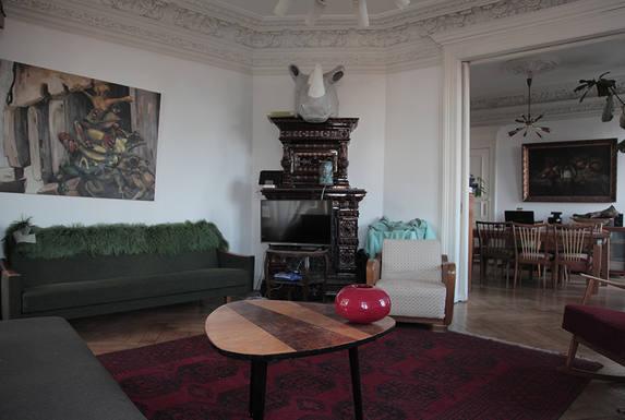 Échange de maison en Allemagne,Hamburg, Hamburg,Dream apartment in Hamburg's trendy district,Echange de maison, photos du bien
