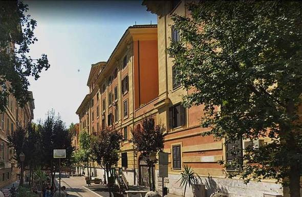 Kodinvaihdon maa Italia,Roma centre St Peter, Lazio,Rome,Italy, bright&cheerful apt in the centre,Home Exchange Listing Image