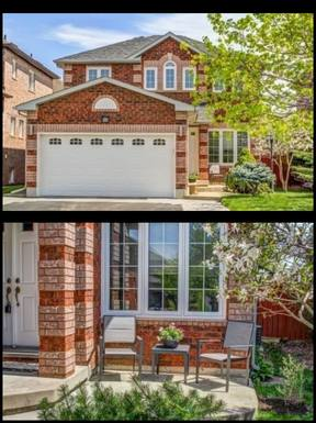 Home exchange in Canada,Mississauga, On,Perfect home next to nature walk,Home Exchange & Home Swap Listing Image