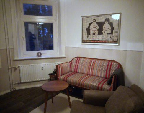 Home exchange in Germany,Hamburg, Hamburg,Cosy flat with garden in the heart of Hamburg,Home Exchange & Home Swap Listing Image