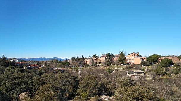 Boligbytte i  Spania,Galapagar, Madrid,New home exchange offer in Galapagar Spain,Home Exchange & House Swap Listing Image