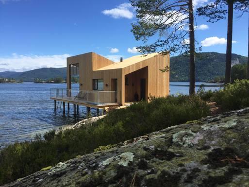 Huizenruil in  Noorwegen,Treungen, Vest-Telemark,New cabine exchange offer in Treungen Norway,Home Exchange Listing Image