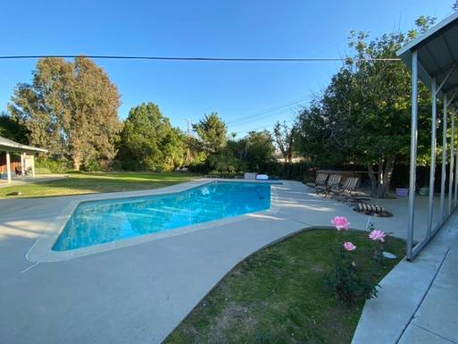 Koduvahetuse riik Ameerika Ühendriigid,Northridge, CA,New Home Exchange ranch style home with pool,Home Exchange Listing Image