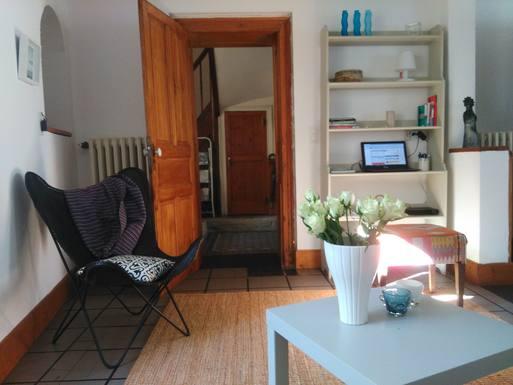 Wohnungstausch in Frankreich,Castres, occitanie,Townhouse with garden in Castres France,Home Exchange Listing Image