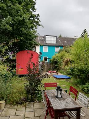Bostadsbyte i Tyskland,Köln, Nord-Rhein Westfalen,Nice townhouse at park in 10 min from center,Home Exchange Listing Image