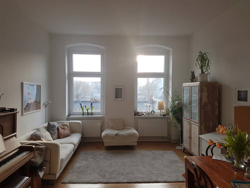 Home exchange country Almanya,Berlin, Deutschland,Bright 110m² family appt. - Berlin/Germany,Home Exchange Listing Image