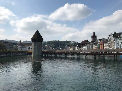 One of Lucerne's Landmarks