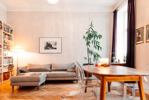 Home exchange country Austria,Wien, Vienna,Typical elegant Viennese city apartment,Home Exchange Listing Image