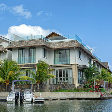 Home exchange country Mauritius,Grande Riviere Noire, Black River,Home exchange offer in West Island Marina,Home Exchange Listing Image