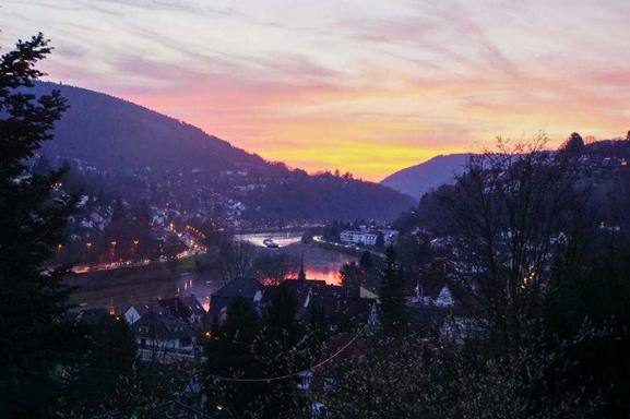 Home exchange Germany,69118, Baden-Württemberg,Flat in Heidelberg with excellent views,Home Exchange & House Swap Listing Image