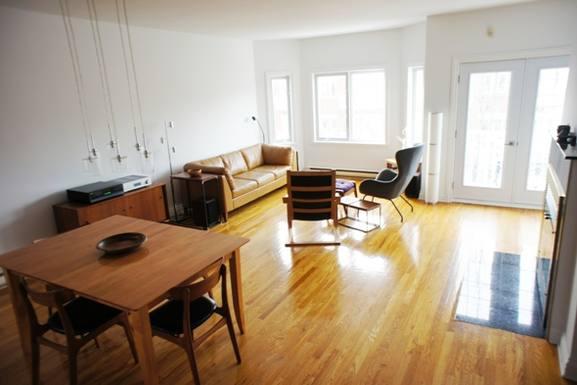 Huizenruil in  Frankrijk,Montreal, QC,Charming condo, luminous et quiet.,Huizenruil foto advertentie