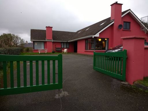 Home exchange in Ireland,Dingle, Ireland, County Kerry,Dingle - Co Kerry Ireland,Home Exchange  Holiday Listing Image