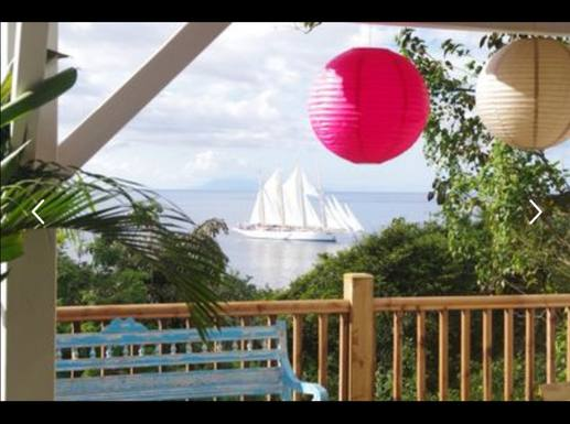 Huizenruil in  Guadeloupe,Deshaies, Guadeloupe,Beautiful house in front of caraïbe sea.,Home Exchange Listing Image