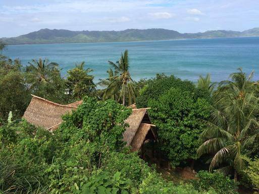 Home exchange in Philippines,San Fernando, Palawan,Beach house in secluded cove near El Nido,Home Exchange & Home Swap Listing Image