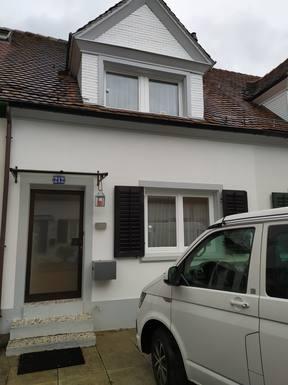 Home exchange in Switzerland,Zürich, Zürich,Häuschen in Zentrumslage mit Garten am Fluss,Home Exchange & Home Swap Listing Image
