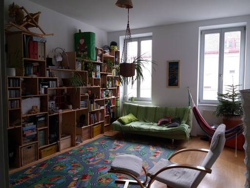 Koduvahetuse riik Austria,Wien, Wien,Light 3 Room-Flat near Danube,Home Exchange Listing Image