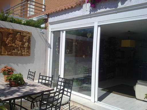 Kodinvaihdon maa Espanja,Parque Coimbra Mostoles, Mostoles Madrid,A pretty and sunny terraced house in Madrid!!,Home Exchange Listing Image