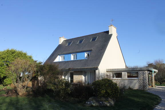Huizenruil in  Frankrijk,LANDUNVEZ, BRETAGNE,NICE HOUSE NEAR THE SEA,Home Exchange Listing Image