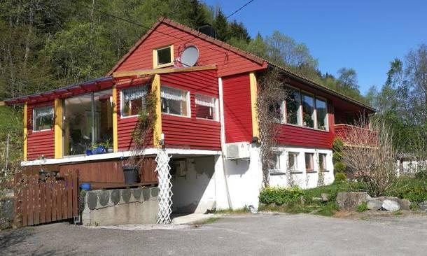 Koduvahetuse riik Norra,Skare, Hordaland,Romslig enebolig med stor hage,Home Exchange Listing Image