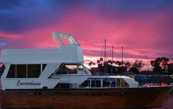 Wohnungstausch in Vereinigte Staaten,MARINA DEL REY, CA,Classic Motor Yacht - Marina del Rey, CA,Home Exchange Listing Image