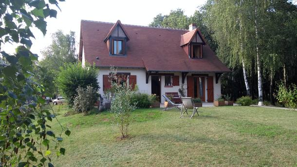 Wohnungstausch in Frankreich,Lussault-sur-Loire, Centre-Val de Loire,France - House in the Loire Valley - Amboise,Home Exchange Listing Image