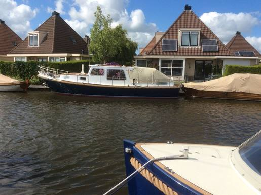 Wohnungstausch in Niederlande,Woudsend, Friesland,A villa in a watersport and cycling arena in,Home Exchange Listing Image