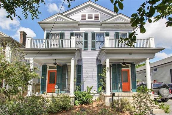 Bostadsbyte i USA,NEW ORLEANS, Louisiana,Sweet pied-a-terre in New Orleans,Home Exchange Listing Image