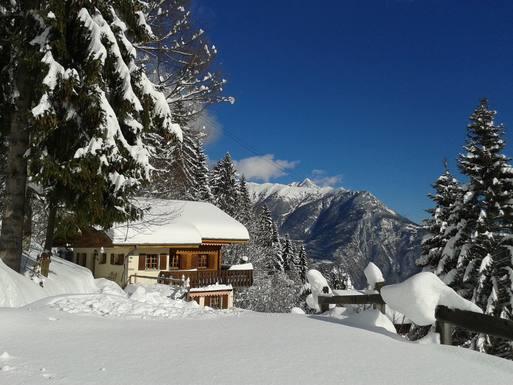 Scambi casa in: Svizzera,Les Marécottes, Valais,CHALET Les Marécottes at 1'100M high,Immagine dell'inserzione per lo scambio di case