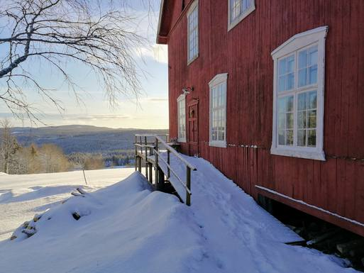 Koduvahetuse riik Norra,Snertingdal, Oppland,Charming apartment in an old barn,Home Exchange Listing Image